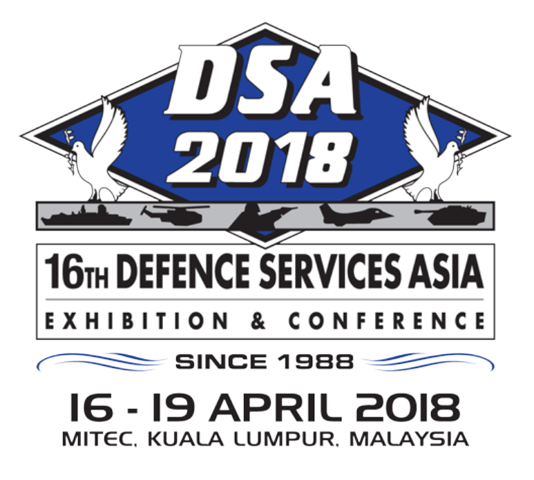 Defence Services Asia 2018 logo